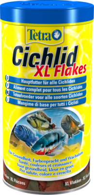 TetraCichlid XL Flakes 10л (ведро)
