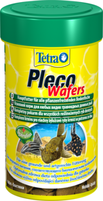 TetraPleco Wafer 250 мл