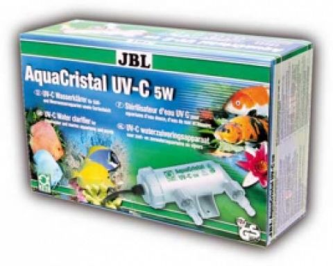 JBL AquaCristal UV-C SERIES II 9Вт