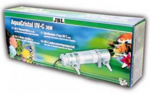 JBL AquaCristal UV-C SERIES II 5Вт