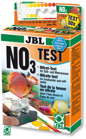 Тест для воды JBL Nitrat Test-Set NO3 на нитраты