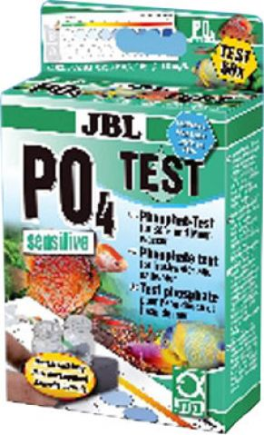 Тест для воды JBL Phosphate Test-Set PO4 sensitive на фосфаты