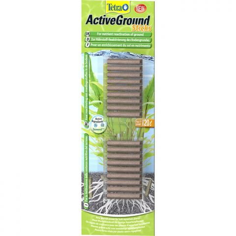 Удобрение для растений Tetra ActiveGround Sticks 2*9шт
