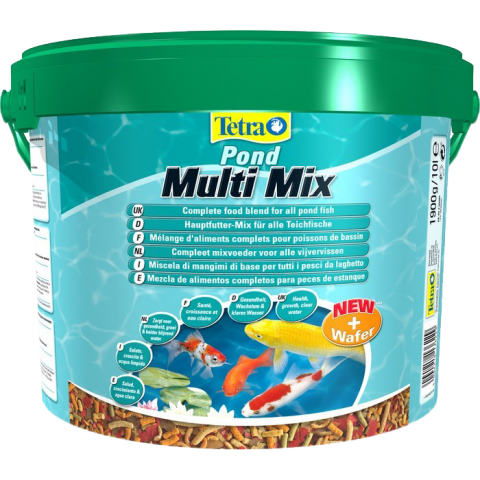 Tetra Pond MultiMix 10л
