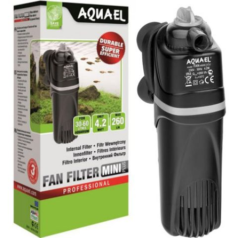 AQUAEL FAN-mini plus 260л/ч до 60л